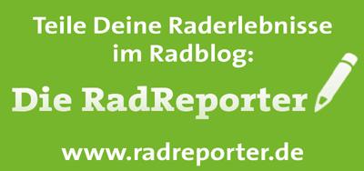 RadReporter - Rheinland Pfalz - Teilnahme Button