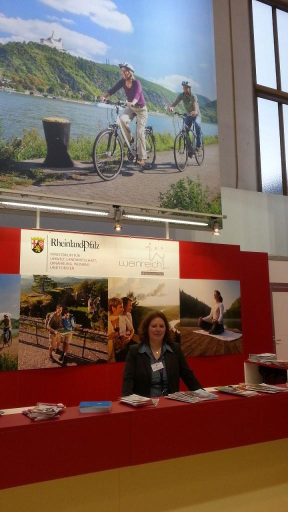 Rheinland-Pfalz Tourismus GmbH auf der Internationalen Grünen Woche in Berlin 2013