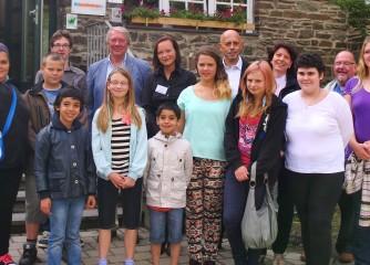 Kostenfreies Sommercamp für krebskranke Kinder in der Naturschutz-Jugendherberge Atlenahr