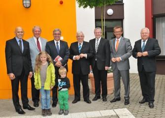 Offizielle Wiedereröffnung der Jugendherberge Oberwesel