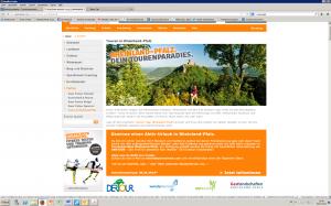 Rheinland-Pfalz  kooperiert mit Sportscheck