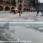 Medienkooperationen: virtuelle Erlebniswelten (around town media) und Live-Kameranetzwerk (wetter.com AG)