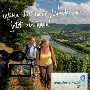 Votingphase Wandervideo Contest Rheinland-Pfalz