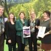 Internationale Auszeichnung für die Naheland-Touristik GmbH auf der ITB Berlin 2015