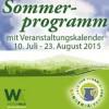 Tolle Initiative im Kannenbäckerland-Programm für einen abwechslungsreichen Sommer-(urlaub)