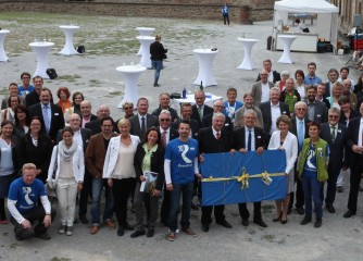 10 Jahre Rheinsteig_Gruppenfoto