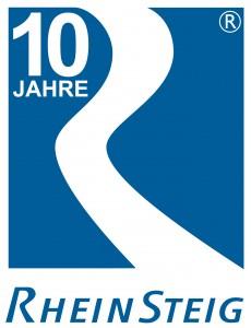 Rheinsteig-Logo-10-Jahre