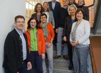 """Sitzung der AG """"Barrierefreie Reiseziele in Deutschland"""" in Erfurt"""