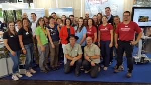 Gastlandschaften Rheinland-Pfalz auf der TourNatur 2017
