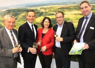 Wissing: Rheinland-Pfalz ist Land der Gastfreundschaft