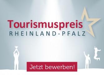 Aufruf zur Bewerbung: Tourismuspreis Rheinland-Pfalz 2019