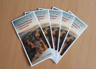 Neuauflage der Endkunden-Broschüre für internationale Gäste ist da