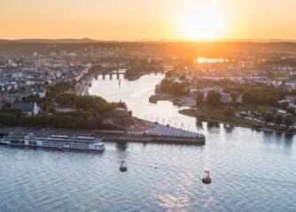 Deutschland-Reise führt Influencer nach Koblenz