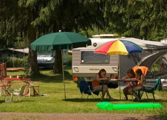 Klassifizierung für Campingplätze