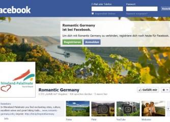 """Eine Bilanz: 20 Wochen """"Romantic Germany"""" auf Facebook"""