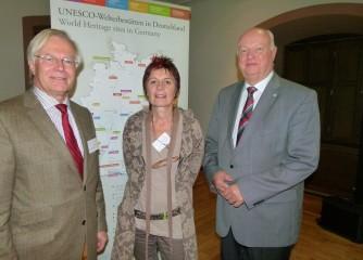 Jahrestagung der UNESCO-Welterbestätten