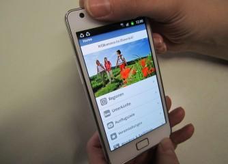 Hunsrück-Touristik GmbH: Jetzt auch mobile Website
