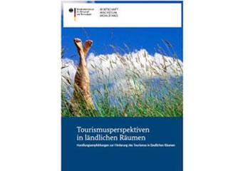 """Deutscher ReiseVerband (DRV): """"Tourismusperspektiven in ländlichen Räumen"""""""