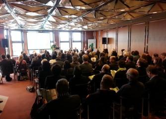 Fachforum zum Thema Wandern auf der ITB