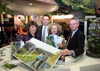 Vorstellung erster Angebote zum barrierefreien Reisen in Rheinland-Pfalz