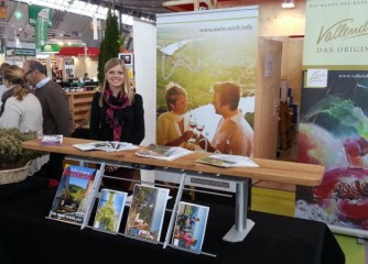 WeinReich Rheinland-Pfalz präsentierte sich auf der Slow Food-Messe Stuttgart