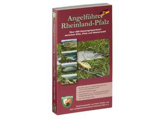 Erster kompletter Angelführer für Rheinland-Pfalz