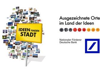 """""""Ideen finden Stadt"""": Deutschlands 100 beste Ideen für die Stadt der Zukunft gesucht"""