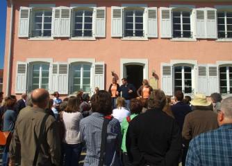 Straßen der Römer verbinden Großregion: Erfolgreiche Lehrerfortbildungen mit insgesamt 160 Teilnehmern und Akteuren
