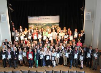 """Auszeichnung """"Barrierefreies Rheinland-Pfalz"""" an 95 Betriebe aus Rheinland-Pfalz"""