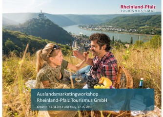 Workshop für Auslandsmarketing-Partner