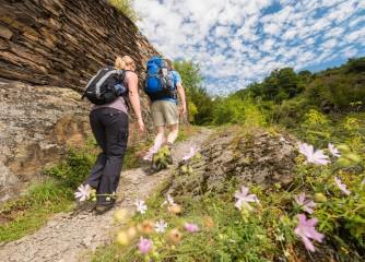 Der Moselsteig. Dein Weg, mehr zu erleben. – Offizielle Eröffnung im April 2014