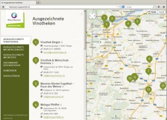 Neue Website online: Rheinhessen-AUSGEZEICHNET.de zeigt Highlights mit Qualitätsversprechen