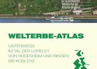 Welterbe-Atlas zum UNESCO-Welterbe Oberes Mittelrheintal neu aufgelegt