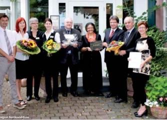 Landidyll-Hotel Brauneberger Hof ausgezeichnet zum Vier-Sterne First Class Hotel