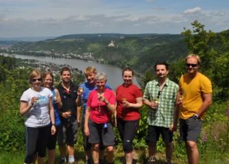 Rheinsteig als internationales Best-Practice- Beispiel