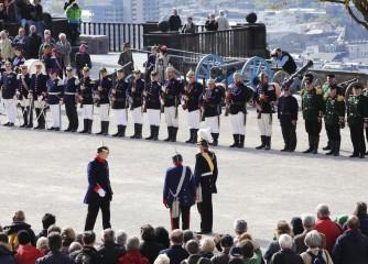 12.000 feiern Preußentage in Koblenz