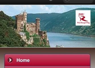 Mobile Wander-Webseiten am Romantischen Rhein