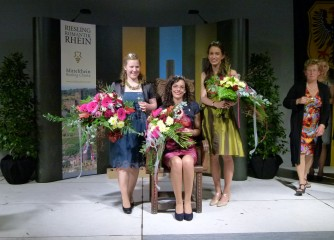 Neue Mittelrhein-Weinkönigin kommt aus Boppard
