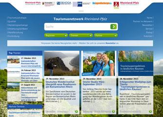Besucherbefragung Tourismusnetzwerk
