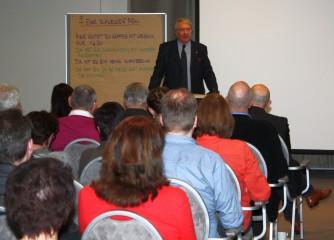 Management Tagung der Jugendherbergen in Rheinland-Pfalz und im Saarland