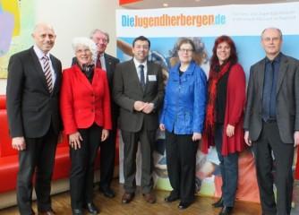 Landespreis für die Jugendherberge Trier
