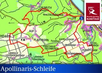 Apollinaris-Schleife wird am 10. Mai eröffnet