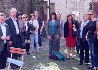 Arbeitskreis Tourismusgemeinden tagte in Deidesheim