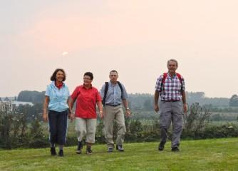 Gesundheitswandern – Naturerlebnis und Krankheitsprävention in einem Programm