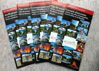 Neues Faltblatt gibt Ausflugstipps zu den Meisterwerken zwischen Rhein und Mosel