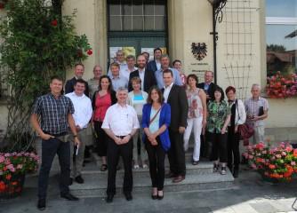 Beratungsprozess zur Realisierung professioneller Strukturen am Rheinterrassenweg gestartet