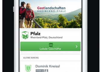 Innovative Stempel-App soll Wanderer auf die rheinland-pfälzischen Prädikatswege locken
