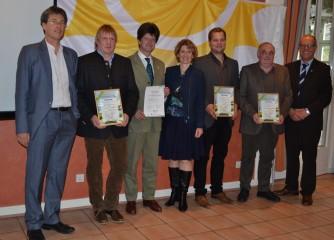 Klimafreundlich Campen in Rheinland-Pfalz – Wirtschaftsministerin Lemke zeichnet drei Campingplätze aus