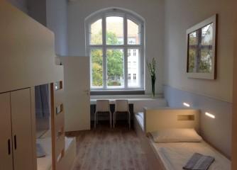 """""""Probeliegen"""" in der Partner-Jugendherberge Berlin Ostkreuz"""