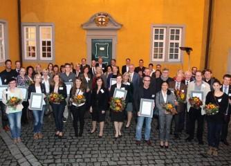 """39 neue Q-Betriebe aus Rheinland-Pfalz und Montabaur als """"QualitätsStadt"""" ausgezeichnet"""